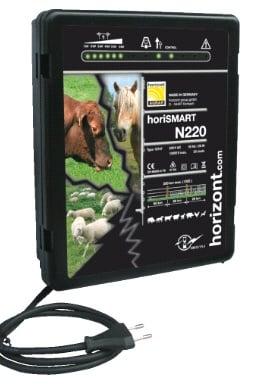 Мрежов електропастир HORISMART N220 TURBO