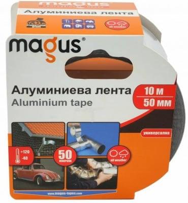 Алуминиева лента MAGUS 10м/50мм 70микрон