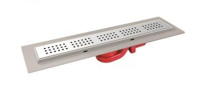 Линеен сифон, нисък с PVC основа MTS59550-50 Mesateknik