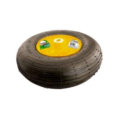 Колело с гума пневматична 4,00 - 6 PR, D 325 мм; ос - 100 мм PALISAD