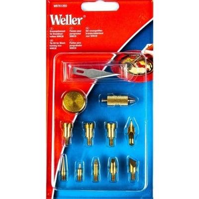 Kомплект накрайници WBTK12EU за пирограф  Weller 30W