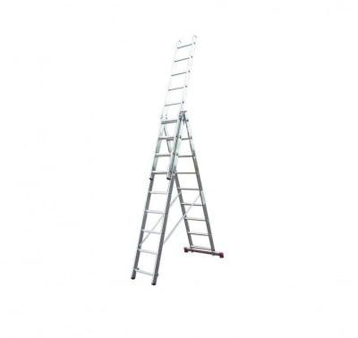 Трираменна професионална стълба 3x14  Tribilo Krause