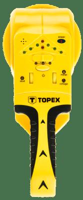 Детектор TOPEX  3 в 1 + маска TOPEX с две клапи