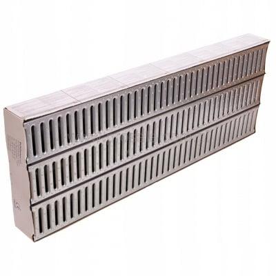 Гаражен пакет Garage Pack 4ALL 3 броя - решетка от неръждаема стомана