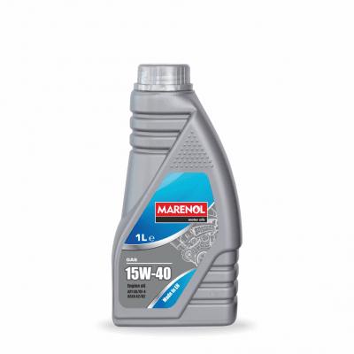 Моторно масло MARENOL GAS 15W-40 1Л.
