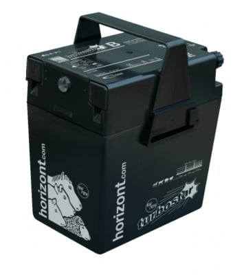 Батерийно - акумулаторен електропастир HORIZONT Turbostar B