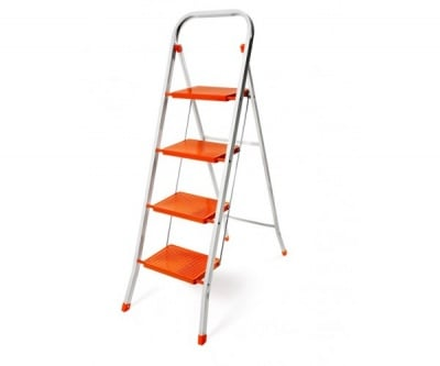 Метална стълба 4 стъпала
