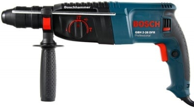 Перфоратор BOSCH 800W SDS-PLUS GBH2-26