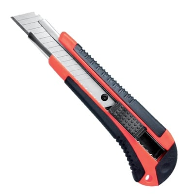 Макетен нож BOLTER 18 мм