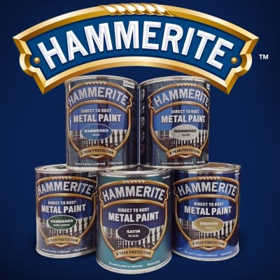 Боя за метал HAMMERITE