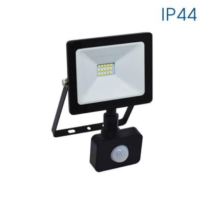 LED прожектор със сензор NYX LED 20W/B W 6400K