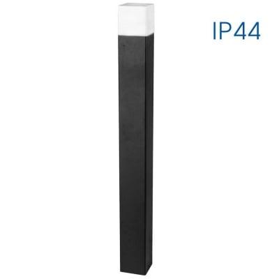 Градинско осветително тяло SAPORO/PS 1 X E27 BK IP44
