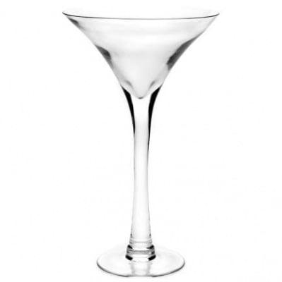Стъклена ваза - матрини