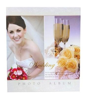 Луксозен фото албум в кутия Wedding Day М-040