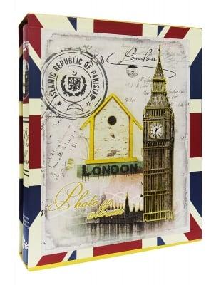 Луксозен фото албум в кутия - London B56338