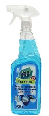 Препарат за стъкла - A1 GLASS CLEANER - 0.750 мл