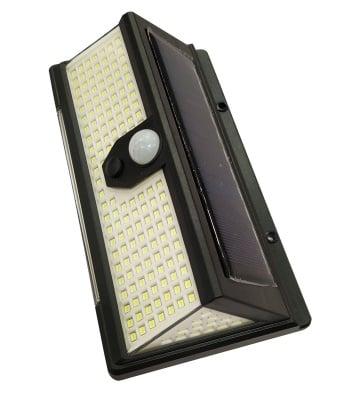 Соларна лампа за стена S-190 със сензор за движение