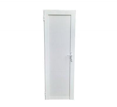 Алуминиева врата с пълнеж от термопанел 78 х 200 см. - лява