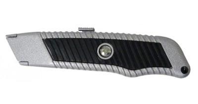 Нож трапецовиден метален Bolter 19 мм