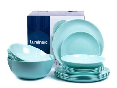 Сервиз за хранене от 19 части - модел Diwali Turquoise