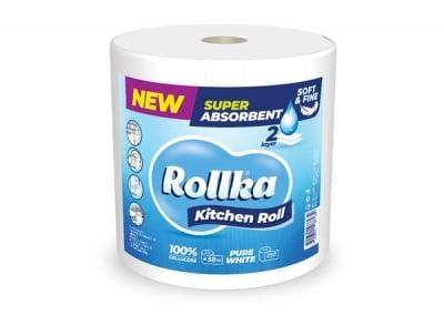 Кухненска ролка Rollka - бяла