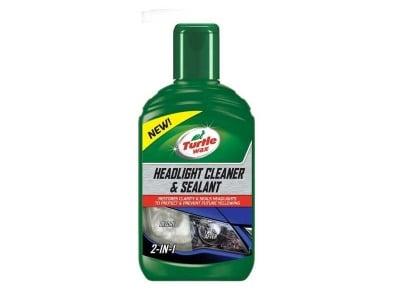 Препарат за фарове  Headlight Cleaner & Sealant Turtle Wax