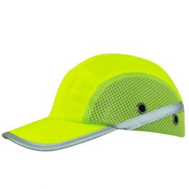 Противоударна шапка ARTMAS BUMPCAP - сигн. жълта