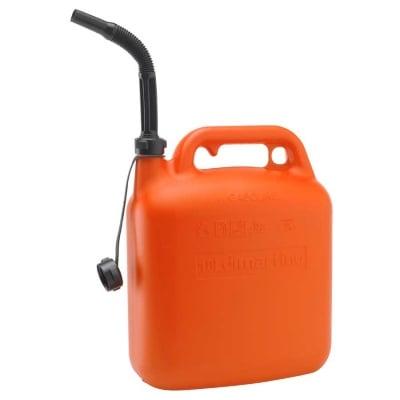Пластмасова туба за бензин Bertani - 5 л.