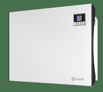 Стенен конвектор с електронно управление ELDOM GALANT 1500 W RH01W15E-W
