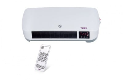 Вентилаторна печка  274 W PTC ERP Tesy