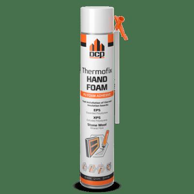 Ръчна пяна - лепило за лепене на топлоизолационни плоскости Thermofix Foam DCP