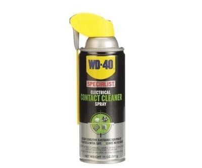 Спрей за почистване на електрически контакти WD  40 Specialist