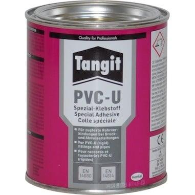 Лепило за твърдо PVC - TANGIT PVC-U 1кг