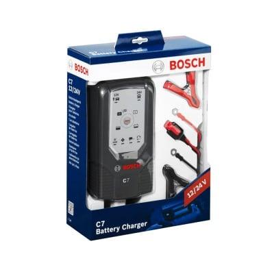 Зарядно устройство за акумулатор BOSCH  С7 12V/24V