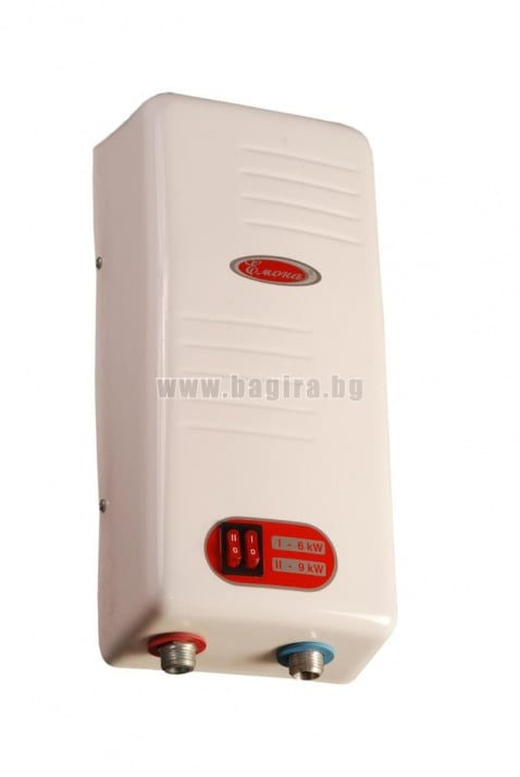 Електрически водонагревател 9 kW - Емона
