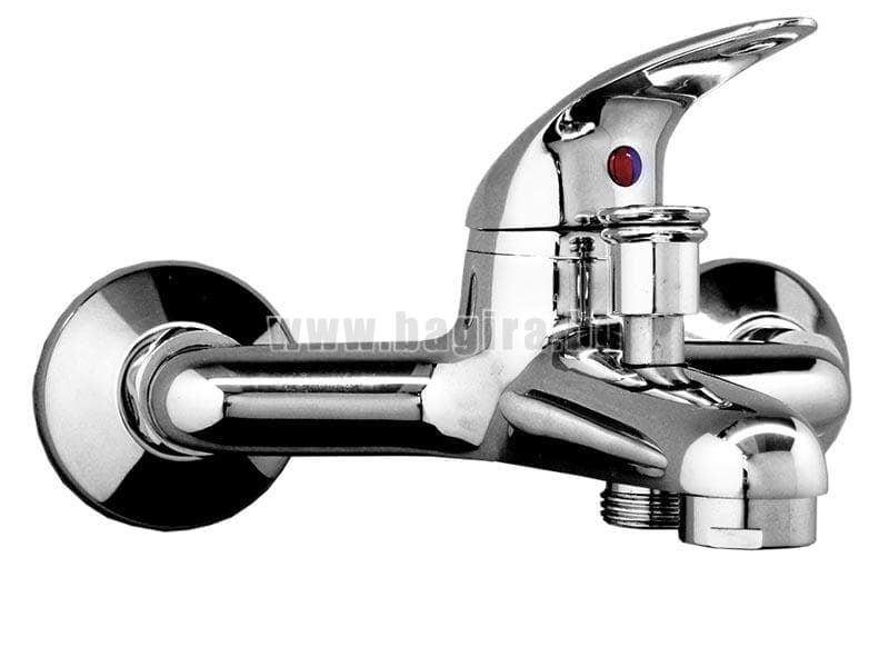 Смесител за вана и душ Алкала HT-6223- Forma Vita