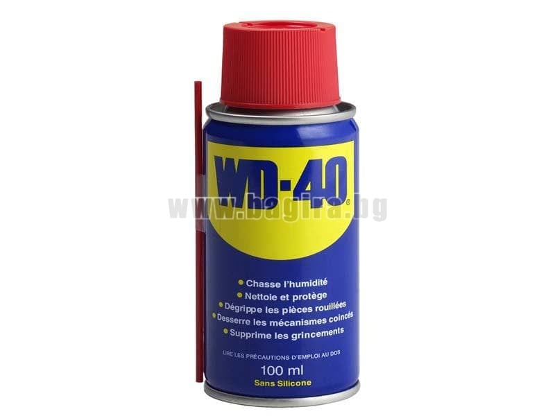 Многофункционална смазка WD 40  100 мл.