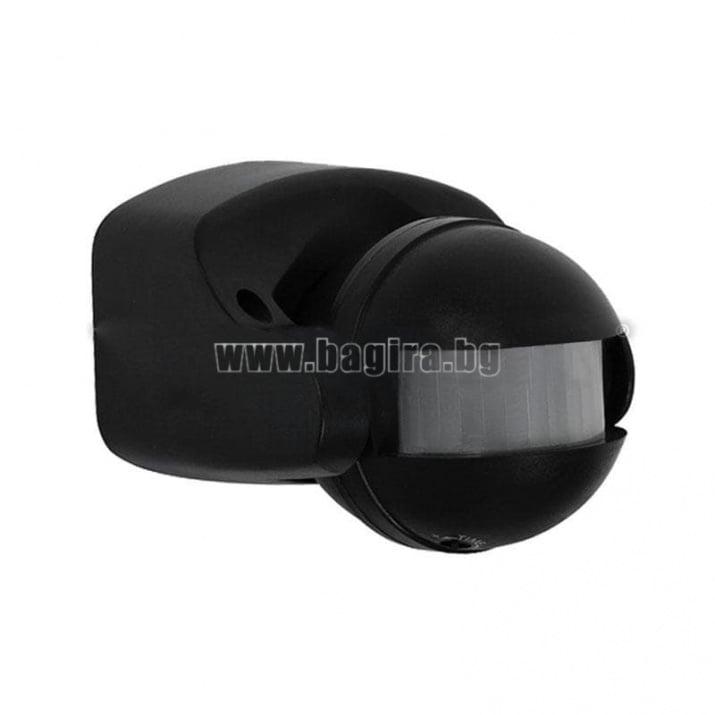 Датчик за движение Flex SR18-B черен - Vivalux