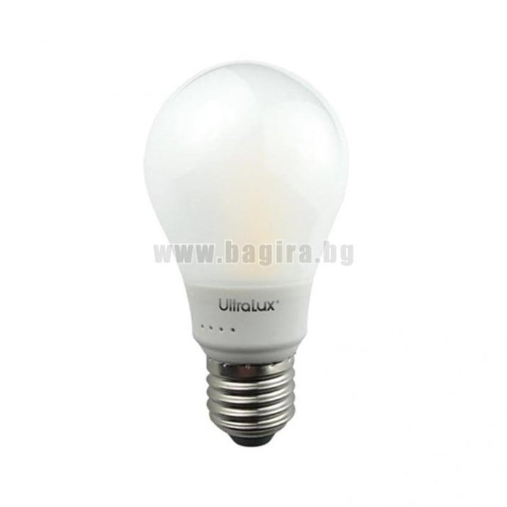 LED крушка  5W - Ultralux