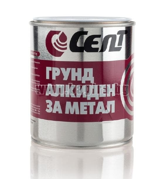 Алкиден грунд СЕЛТ - червен