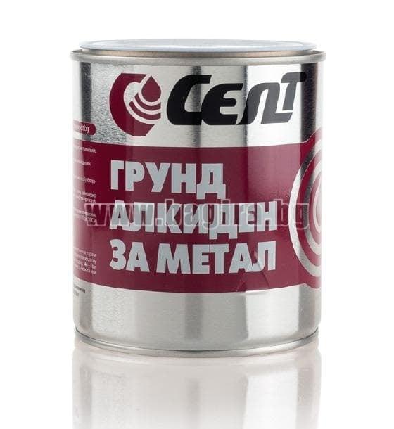 Алкиден грунд СЕЛТ - сив