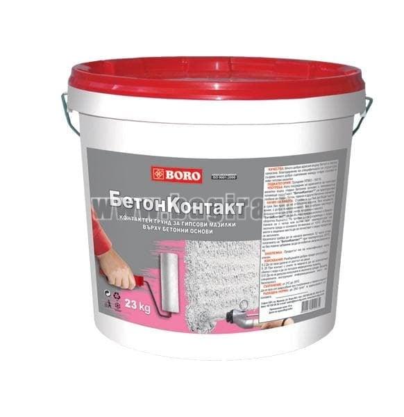 Бетонконтакт Boro Бетонконтакт 6 кг. - Boro