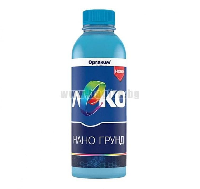 Нано грунд Леко 1 л.