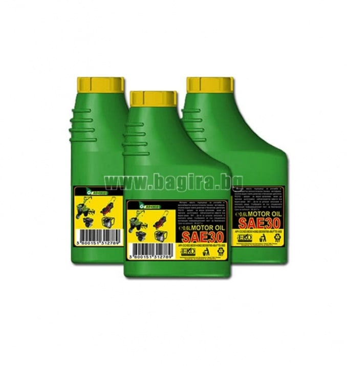 Моторно масло  600 мл. Gardenia
