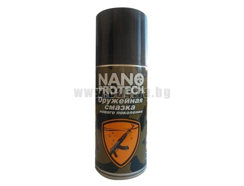 Оръжейна смазка Nanoprotech 210 ml.