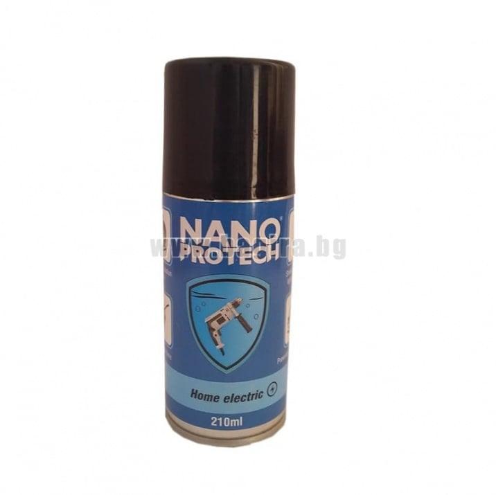 Течна електроизолация Nanoprotech Home Electric 210 ml.