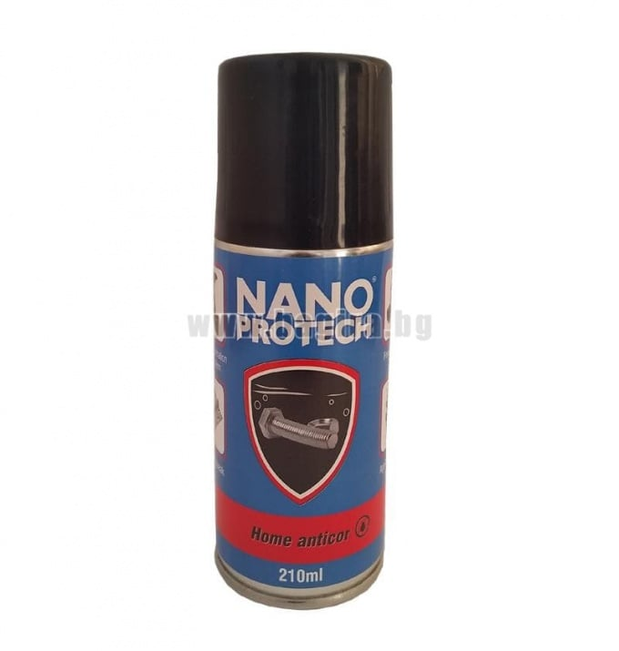 Антикорозионна защита Nanoprotech Home anticor 210 ml.