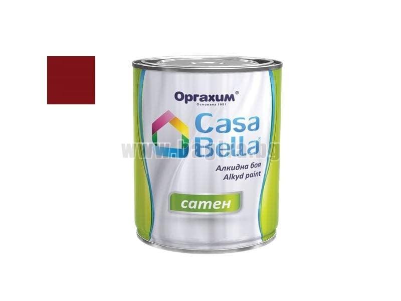 Алкидна боя Casa Bella сатен 0.650 л. Алкидна боя Casa Bella сатен 0.650 л. вишнев