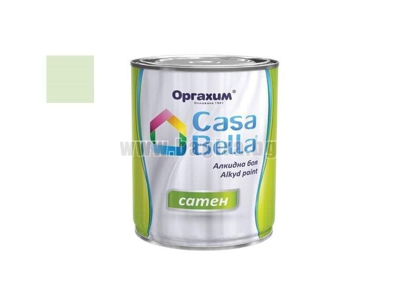 Алкидна боя Casa Bella сатен 0.650 л. Алкидна боя Casa Bella сатен 0.650 л. резеда