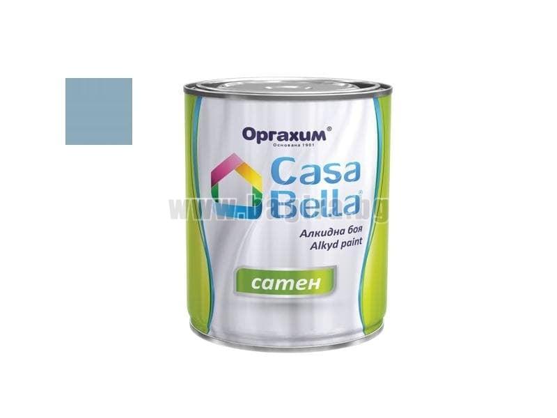 Алкидна боя Casa Bella сатен 0.650 л. Алкидна боя Casa Bella сатен 0.650 л. светло сива